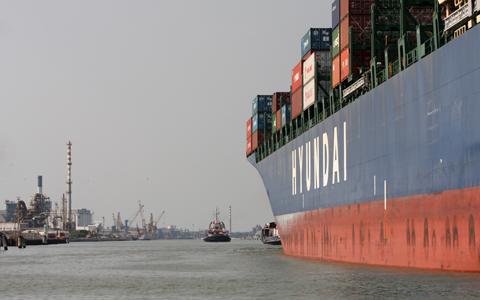 venezia Canale Porto 17 11 17