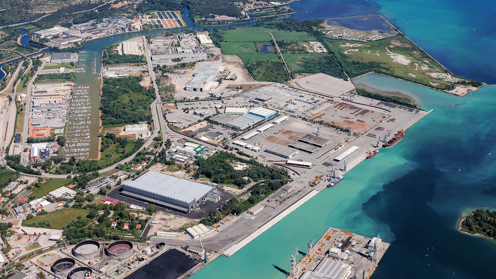 porto di Monfalcone autorità portuali