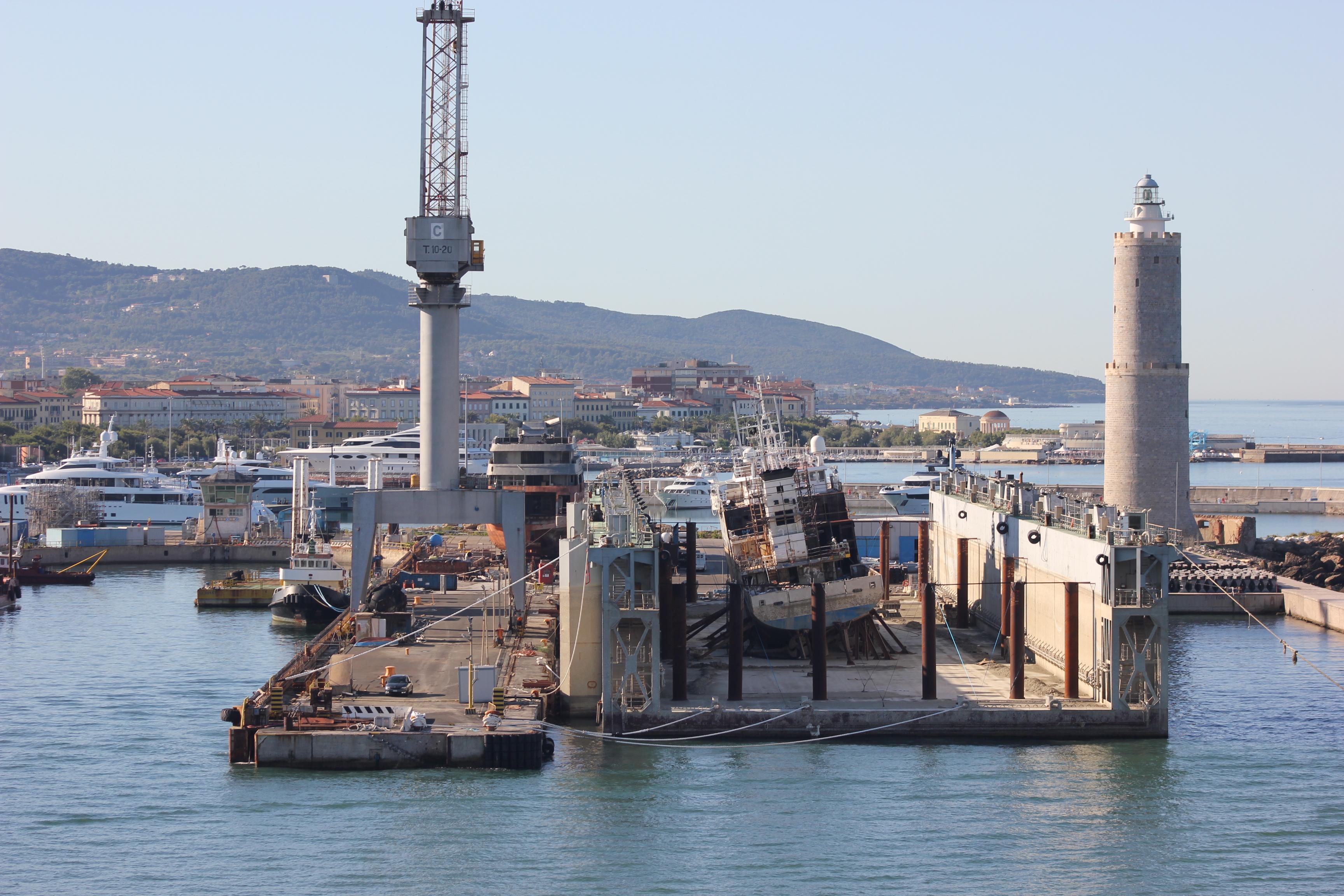 bacino galleggiante mediterraneo