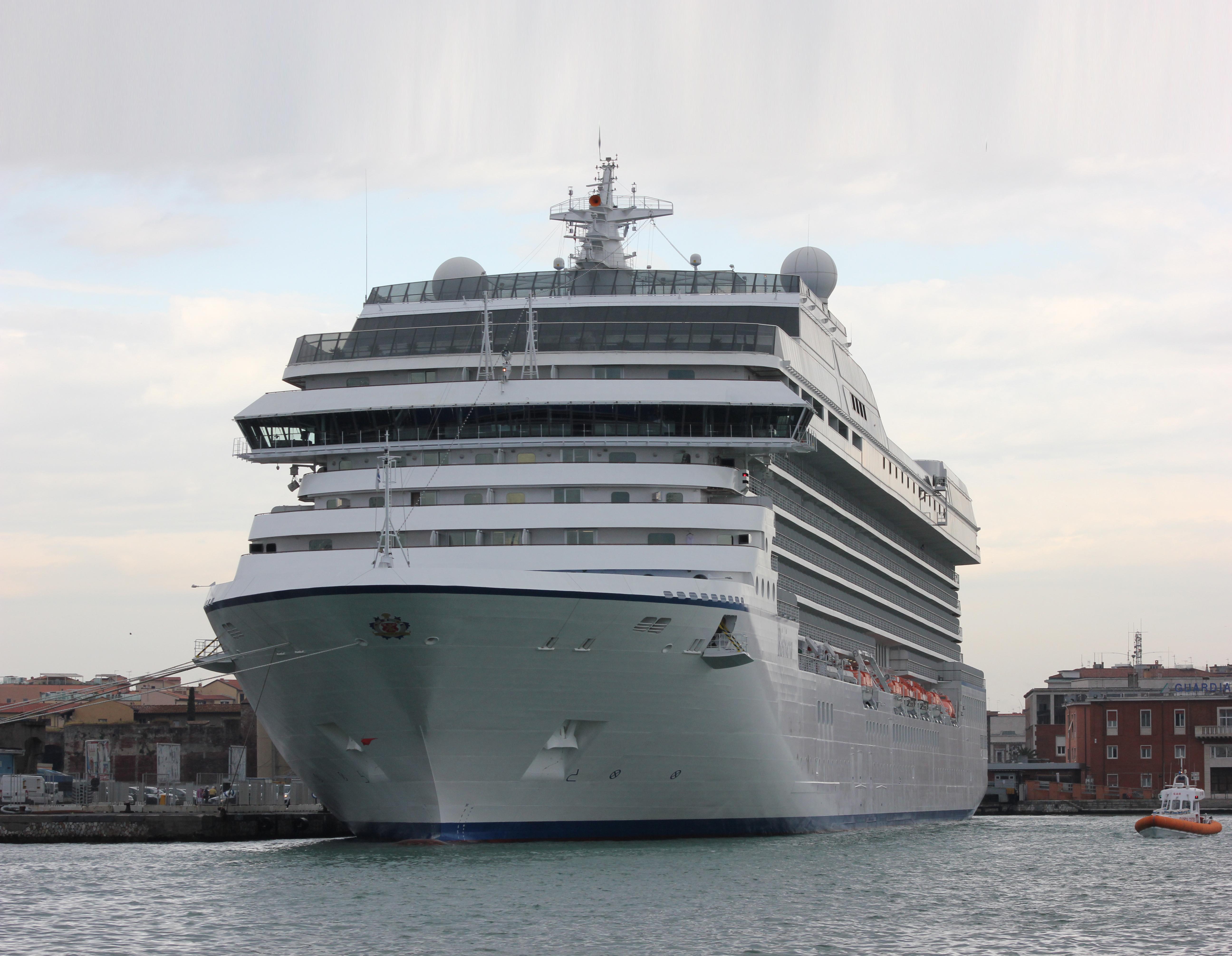Livorno 2000 oceania cruises