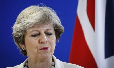 BREXIT Theresa May monaco