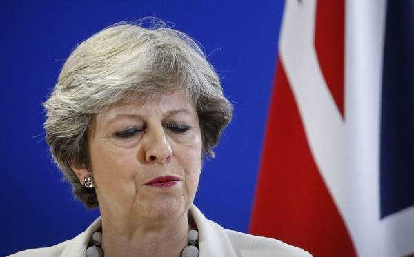 BREXIT Theresa May monaco