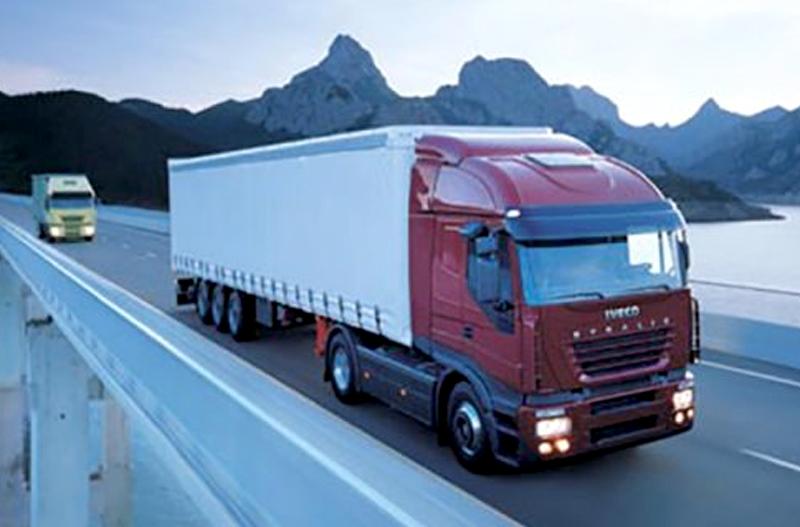 Alis, camion, pacchetto mobilità