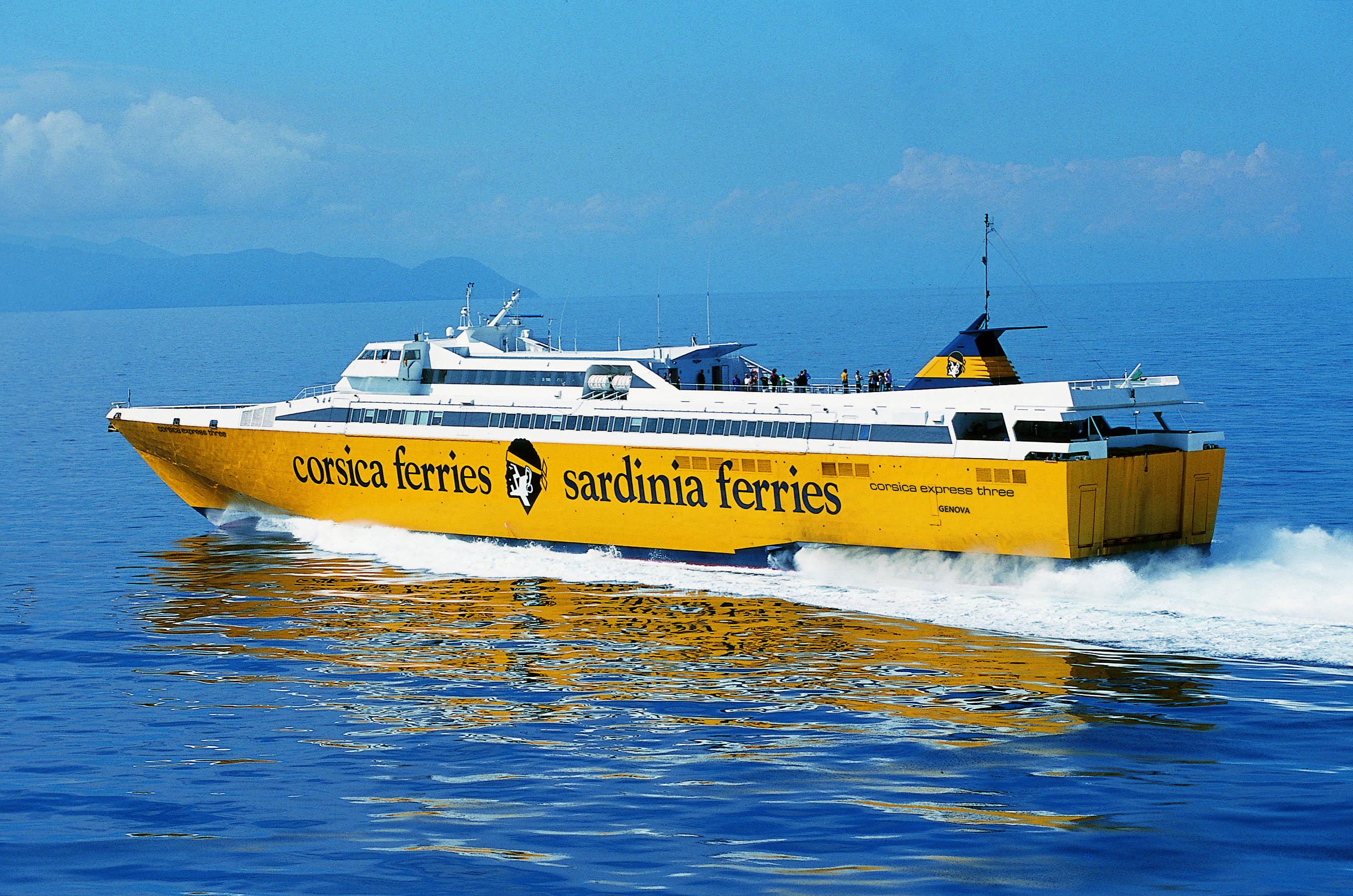 Corsica Express Three