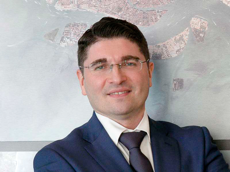 VII International Research interviene Pino Musolino