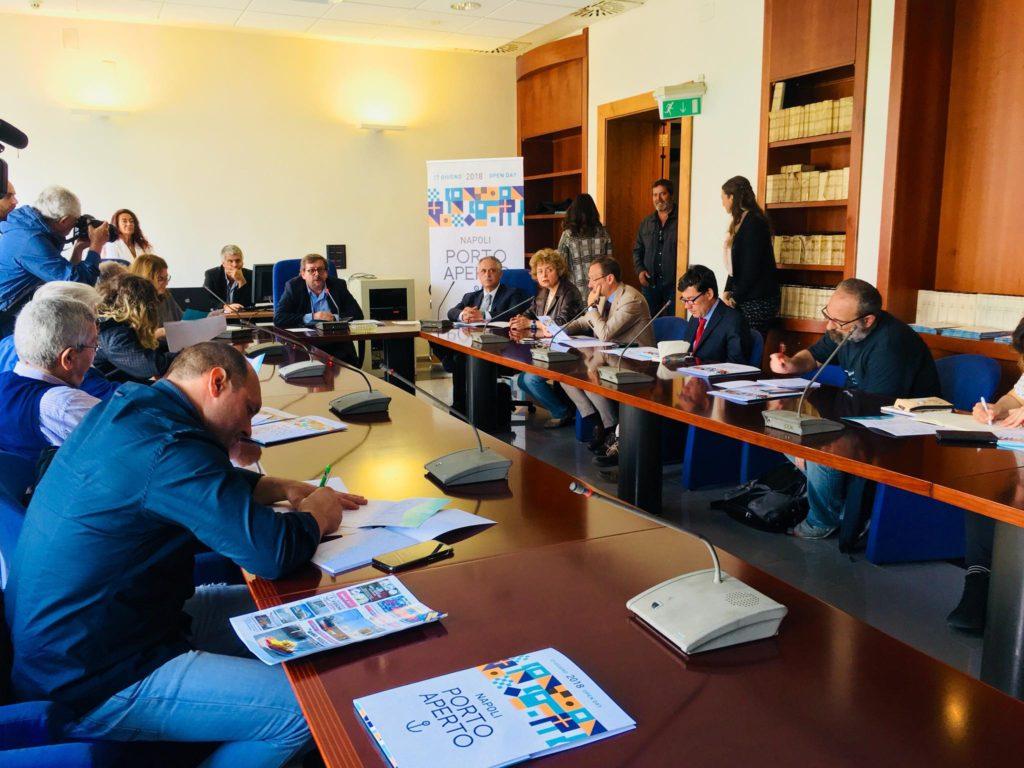 Napoli: ''Porto aperto'' presentata l'edizione 2018