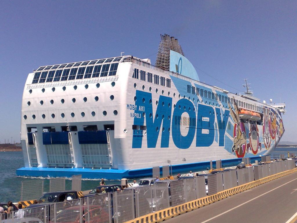 gruppo Moby Line elba book festival