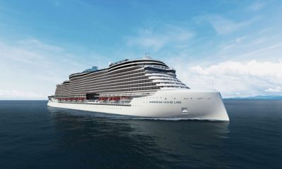 Shipping Norwegian Cruise Line