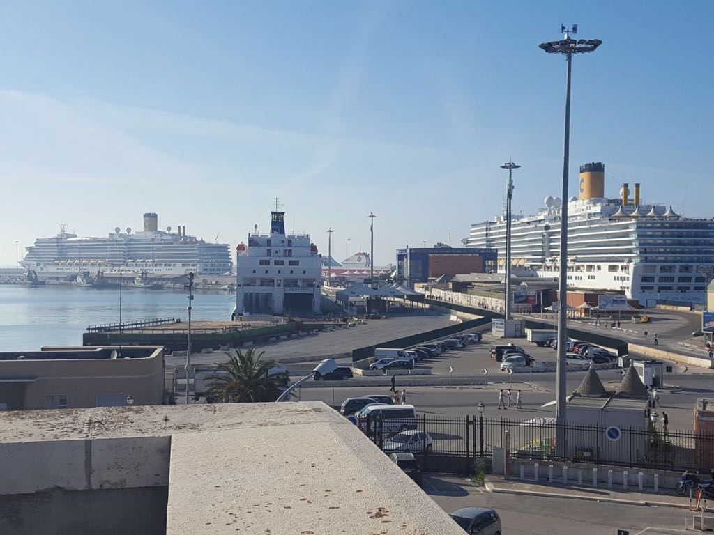 PORTO DI BARI borraccino seatrade cruise global la zes interregionale adriatica