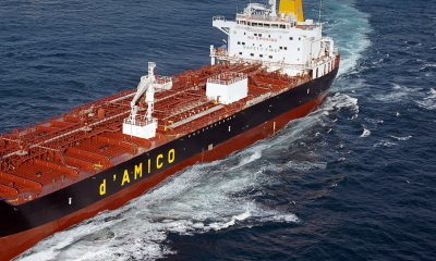 D'Amico international shipping