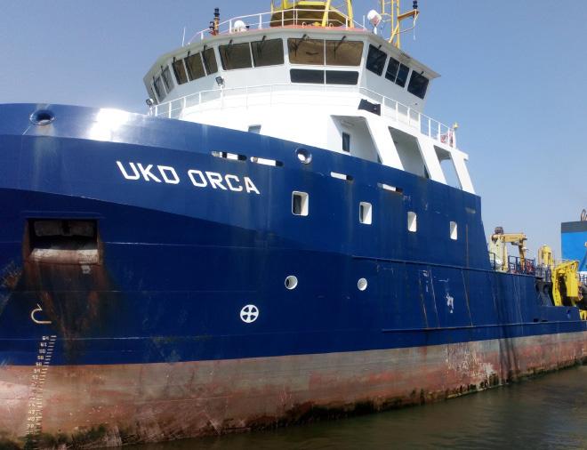 UKD Orca IPSWICH