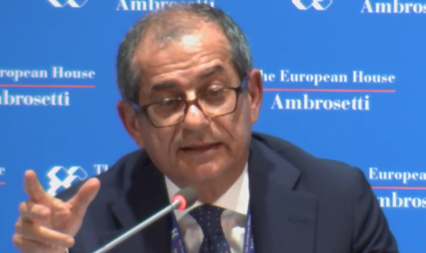 Rete Imprese Italia incontra il ministro Tria