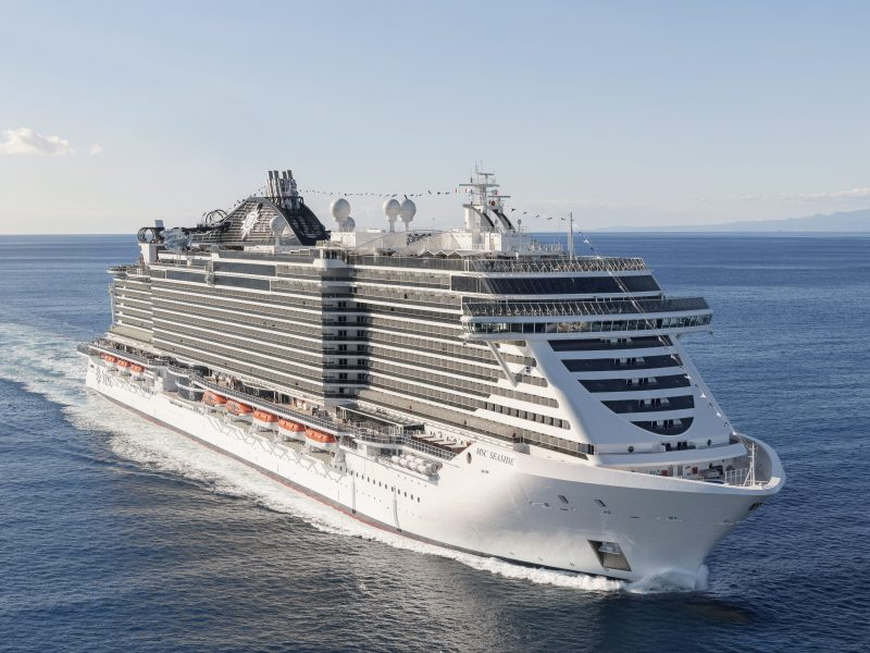 Msc Crociere msc seaside