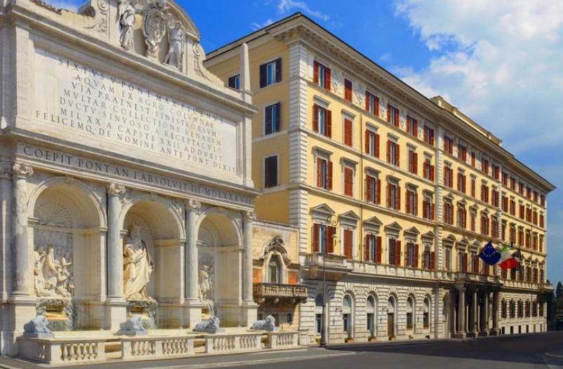 Korea Business Forum - Italy 2018 St. Regis Hotel, Via Vittorio Emanuele Orlando, Rom