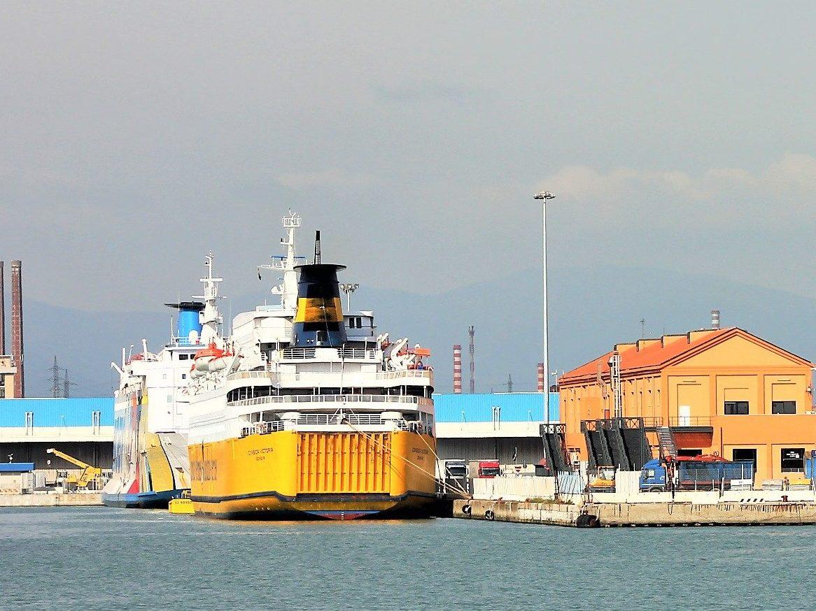 Livorno mar tirreno settentrionale