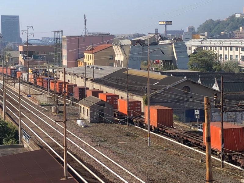 ferroviaria trasporto