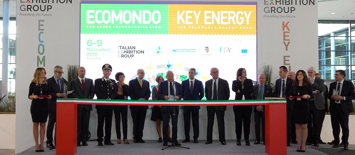Ecomondo, il grande expo dell'Economia Circolare
