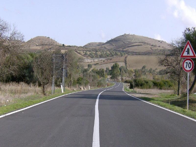 chilometri di strade