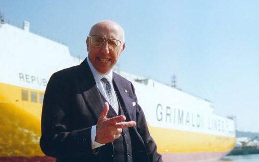 Confitarma ricorda Aldo Grimaldi