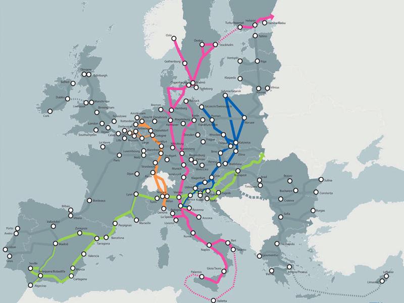 Tav transeuropea rete