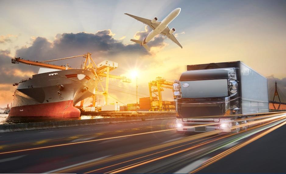 logistics meet industry