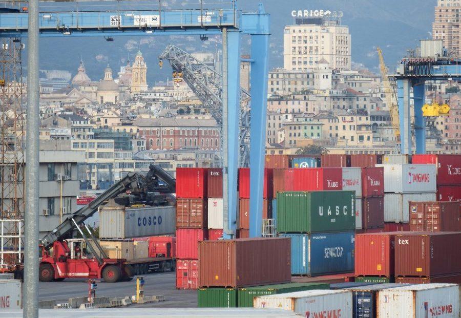 traffico container