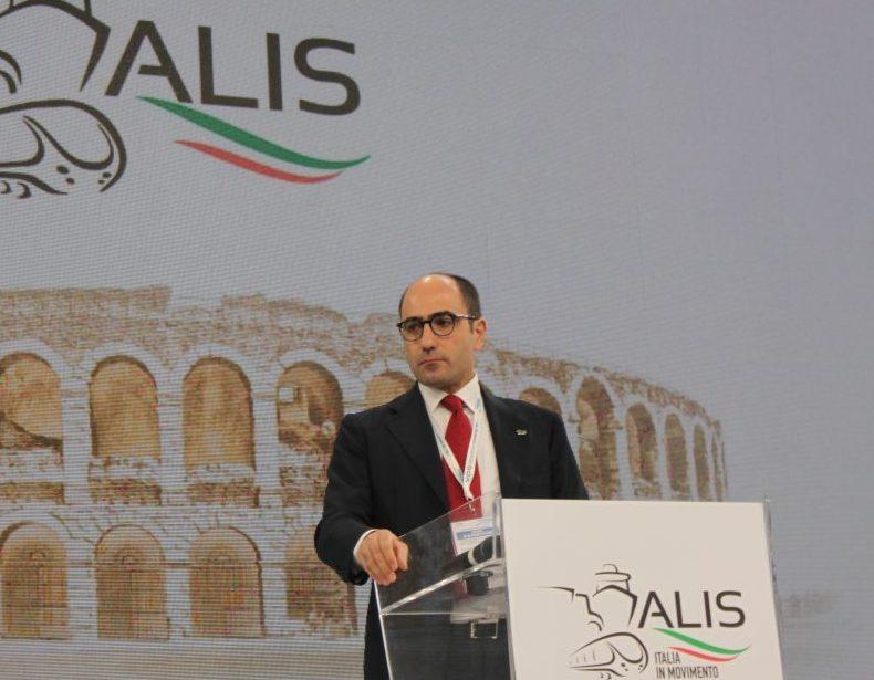 Alis Marcello Di Caterina Alis e Veronafiere promuovono nuovo evento il palazzo della fiera