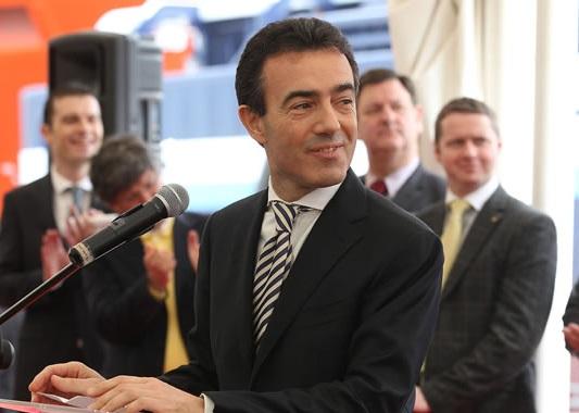 Daniele Rossi eletto presidente di Assoporti