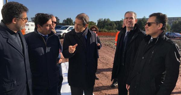 aeroporto di Catania avrà una stazione ferroviaria