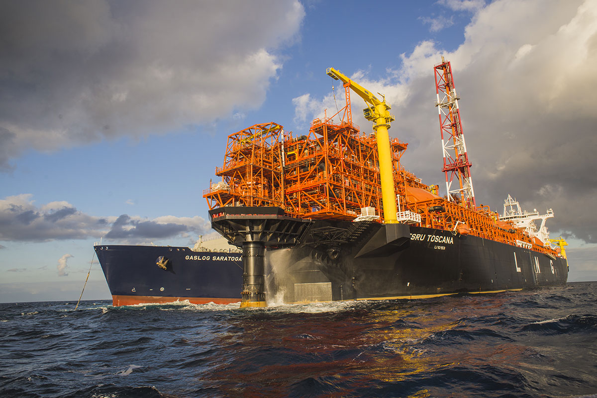 Olt Offshore small scale lng