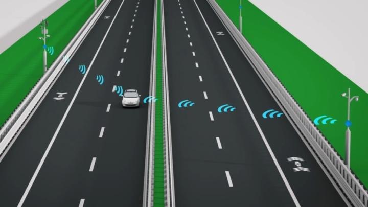 smart guida autonoma