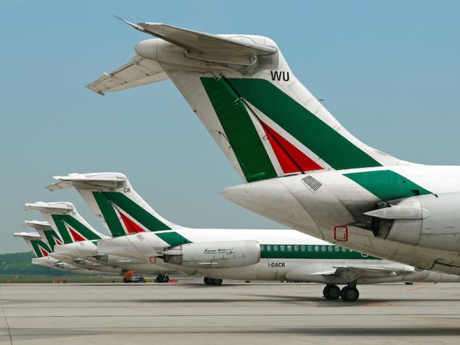 per Alitalia