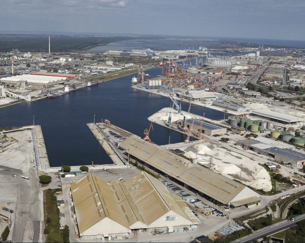 progetto hub porto di ravenna