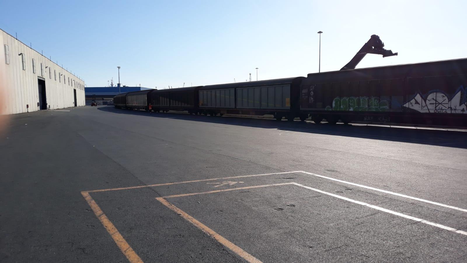 raccordo ferroviario