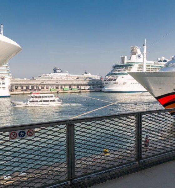 Venezia progetto itinera