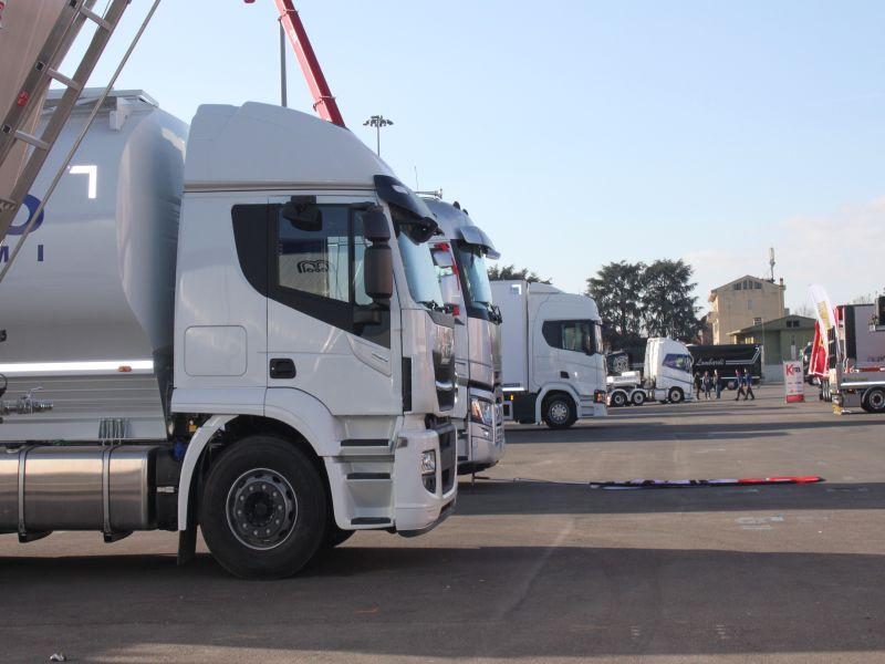 trasferimento di sede truck village