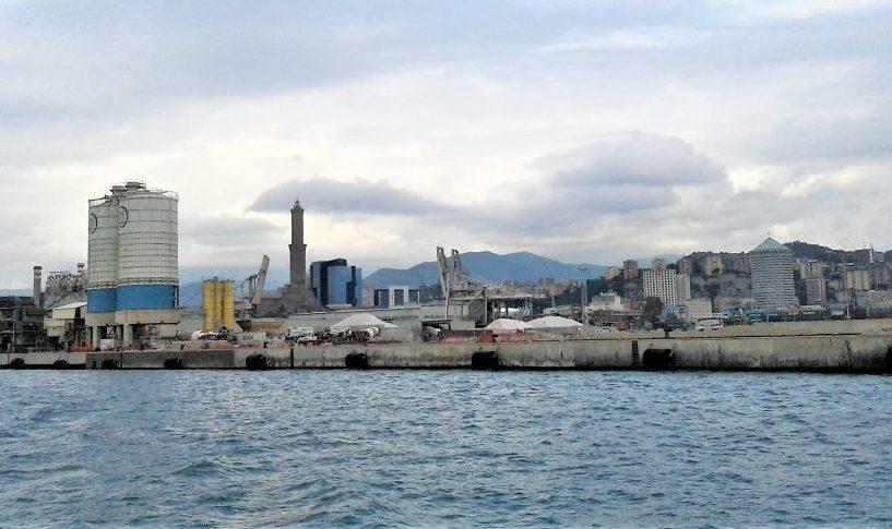 Genova porto e retroporto di Genova