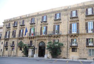 Regione Sicilia Palazzo d'Orleans dove ha sede la Reghione Sicilia