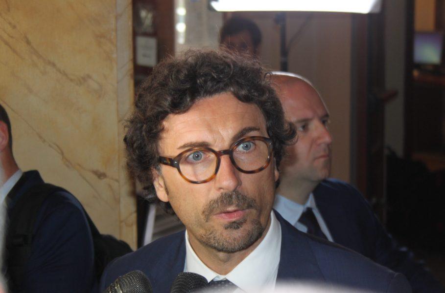 europa tav toninelli Rapporto annuale