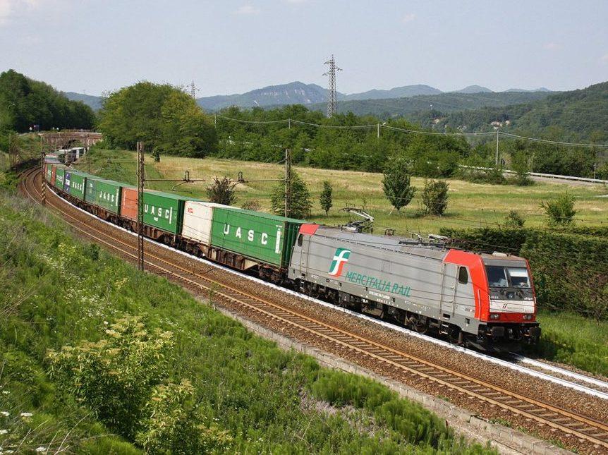 cargo ferroviario trasporto ferroviario