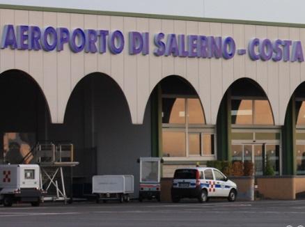 Sistema aeroportuale campano, passo decisivo esterno aeroporto Salerno