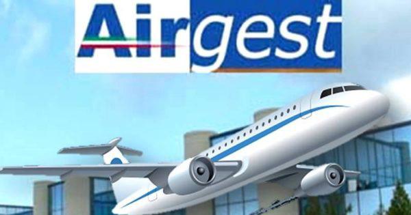 Aeroporto di Trapani: Ok a norma per favorire nuove rotte, foto con aereo e logo Airgest