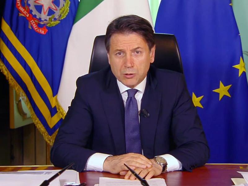 conte 'Cura Italia'