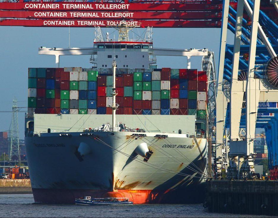Il porto di Amburgo