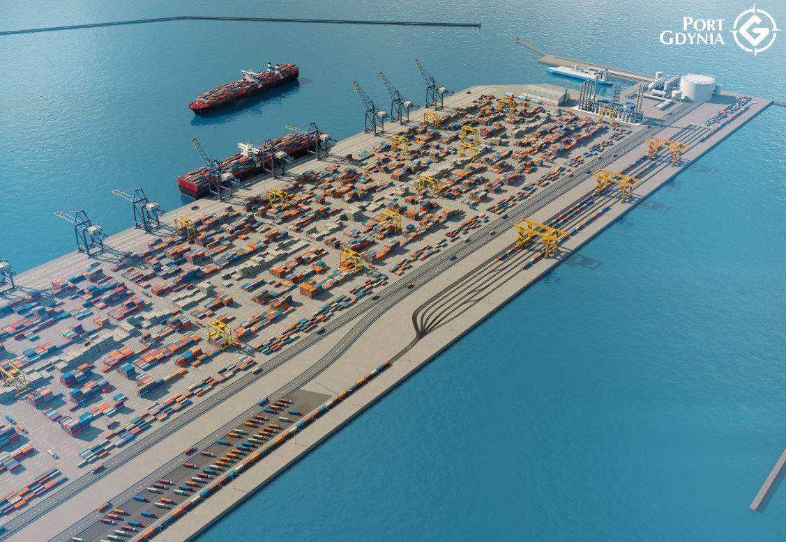 l'espansione dei porti