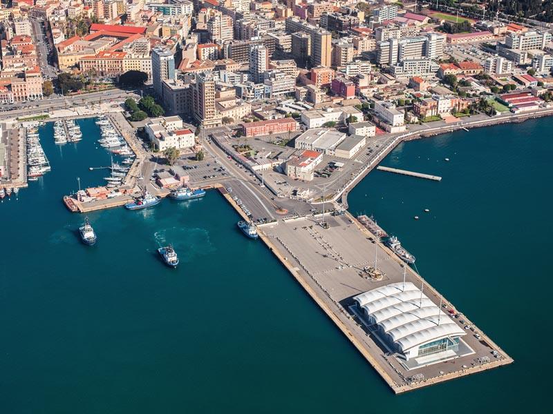 Porto industriale di Cagliari