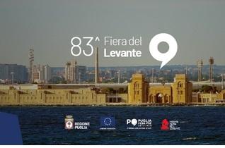 La Blue Economy nel Mediterraneo convegno a Bari, la Locandina della Fiera del Levante