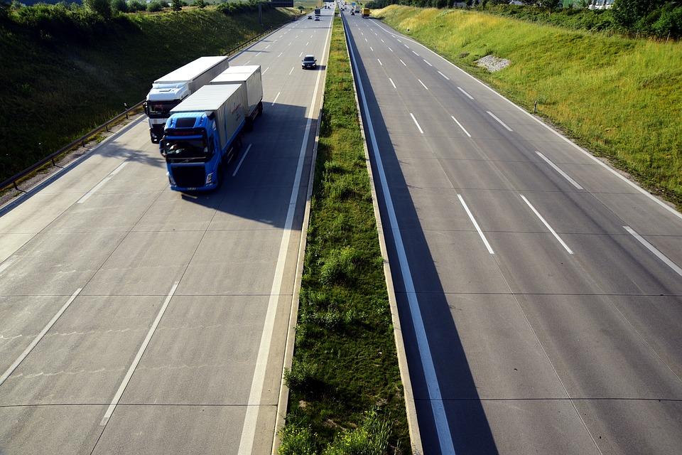 Autorità ha presentato le delibere sulle concessioni autostradali, una veduta dell'autostrada
