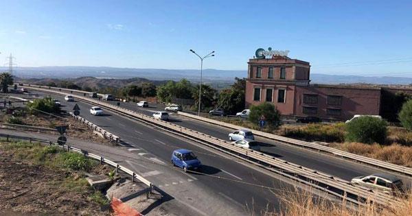 Ex ponte Graci, Regione Sicilia finanzia ricostruzione, una veduta delkla zona.