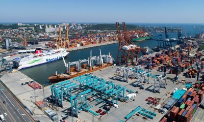 Baltic Ports and Shipping